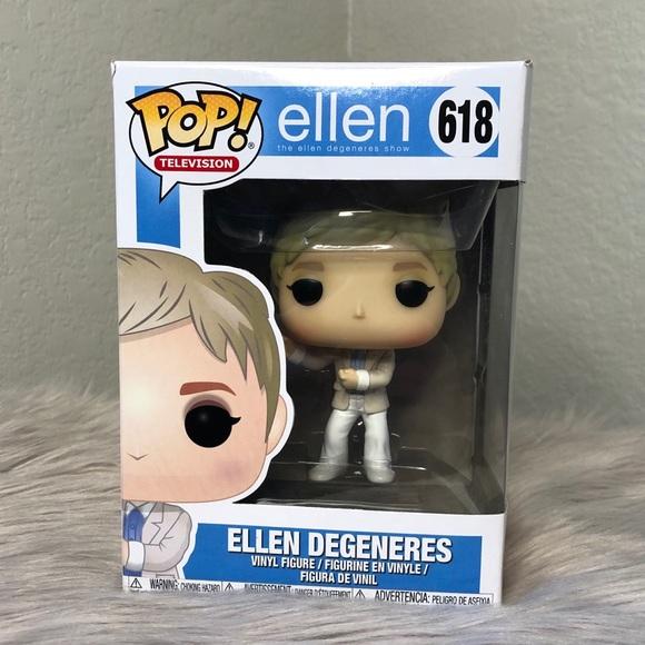 Ellen Degeneres Funko Pop
